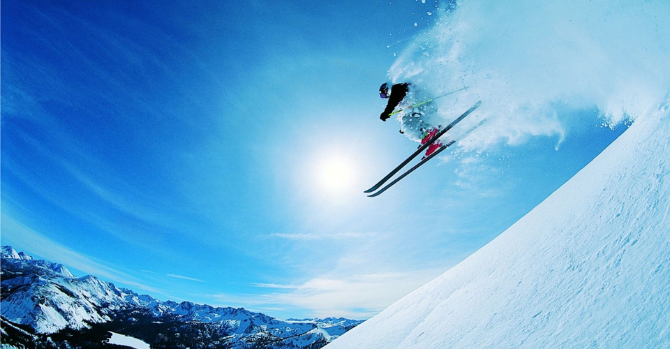 Image of skier Consultant Orthopaedic Knee Surgeon - Keyhole Surgery