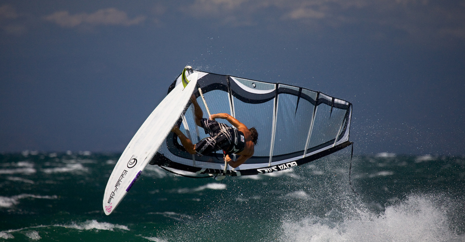 Image of windsurfer Keyhole Surgery